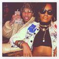 Teyanna Taylor & Tyga