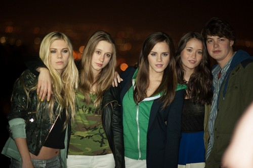 The Bling Ring -BTS fotografia