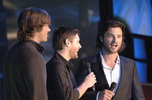 The CW televisie Network Upfronts 2006