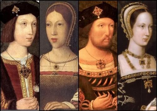 The Children of King Henry VII