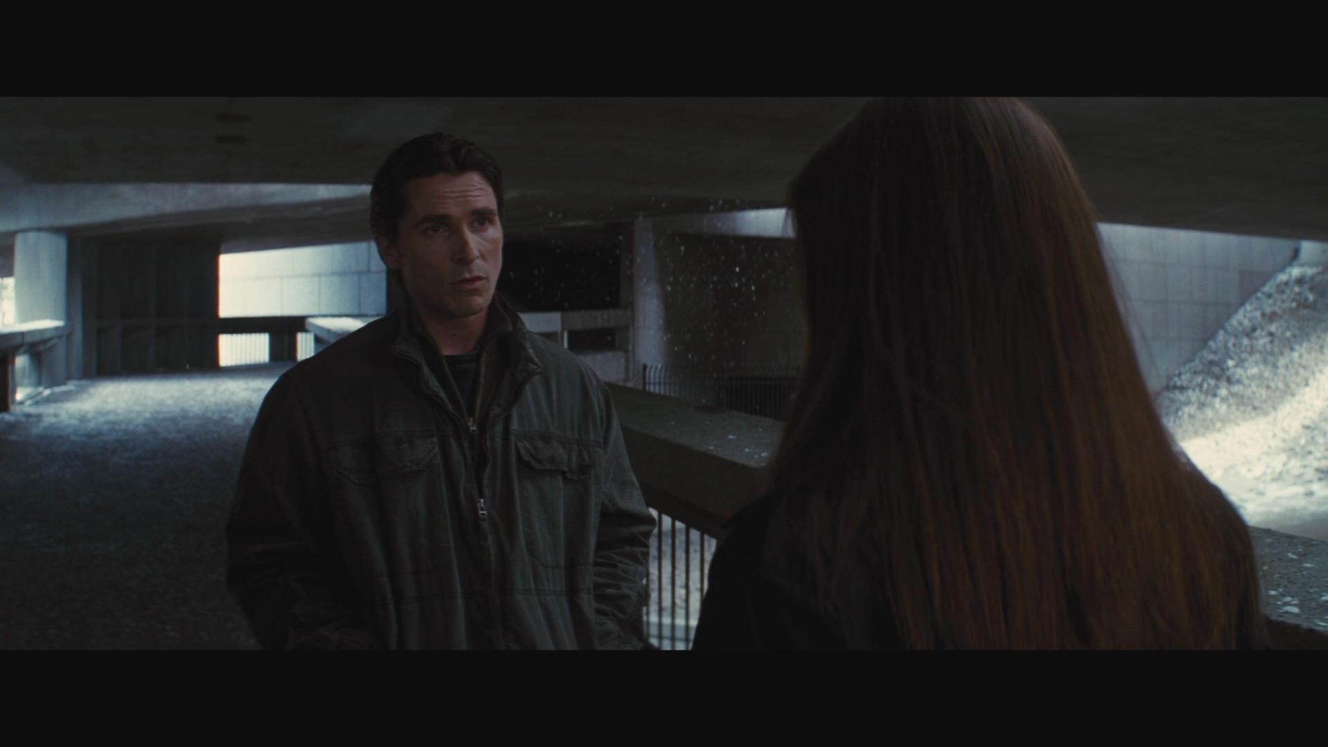 The Dark Knight Rises (2012) - Bruce Wayne and Selina Kyle ...