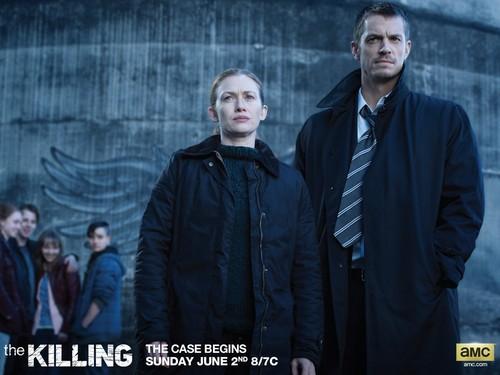 The Killing Season 3 fondo de pantalla
