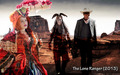 The Lone Ranger 2013 - movies wallpaper