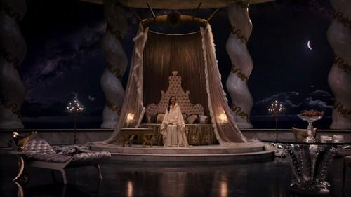 The Queen's Luxurious Room