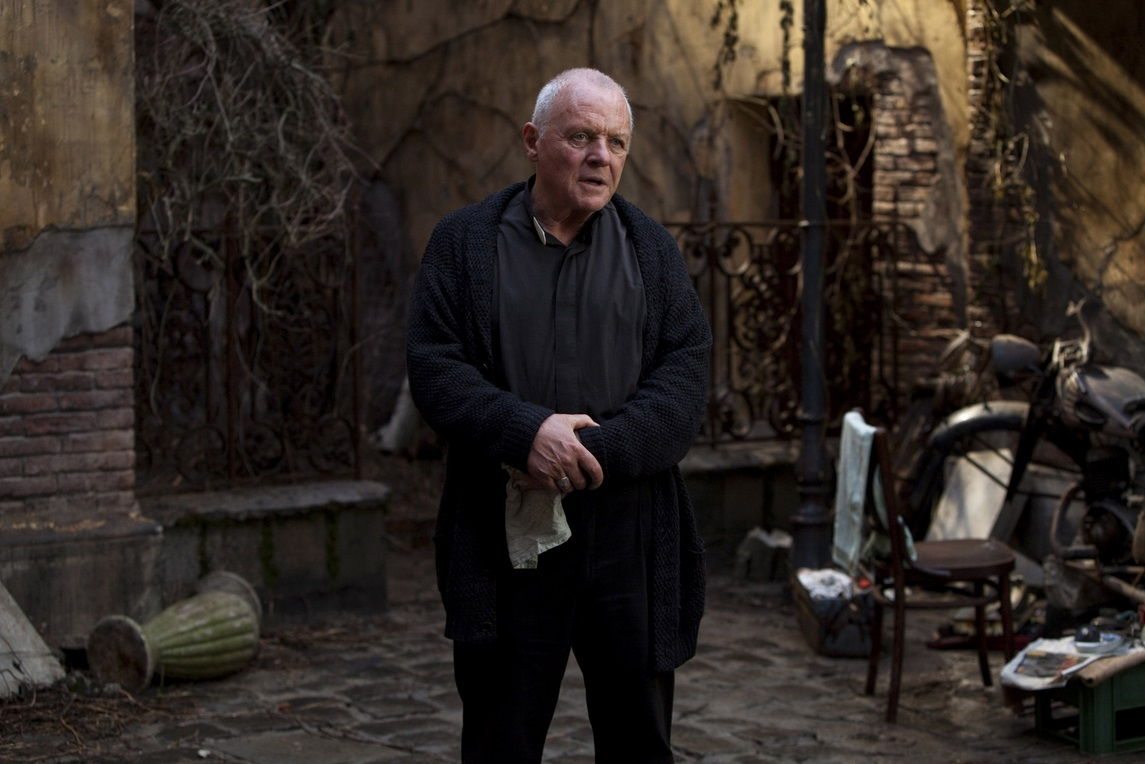 The Rite - Sir Anthony Hopkins Photo (34989290) - Fanpop