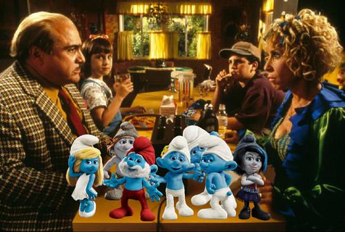 The Smurfs 2 and Matilda