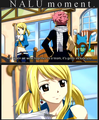 The sweet moment of NaLu
