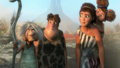 Thunk, Gran, Ugga, and Sandy - the-croods photo