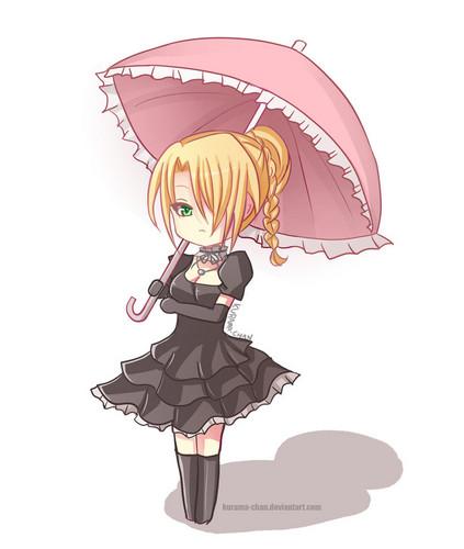 Tiny Hilda