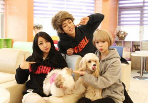 Ulzzang with Friends