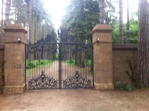 Vampire Academy gate
