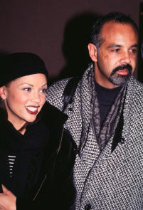 Vanessa Williams And First Husband/Manager, Ramon Hervey
