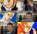Vegeta, Eat A Snickers