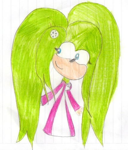 Vina In The Final Chapters Goes Super story scourna XD It So