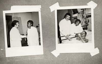 Vintage Photographs Of Michael
