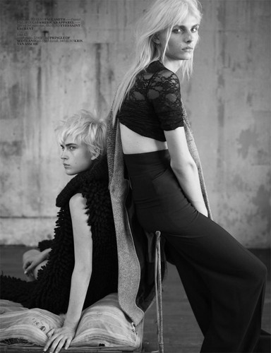 andrej pejic Hintergrund entitled Vogue Turkey: Androjen