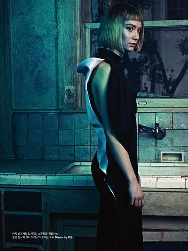 "W Magazine 2013 ""Beautiful Monster"""