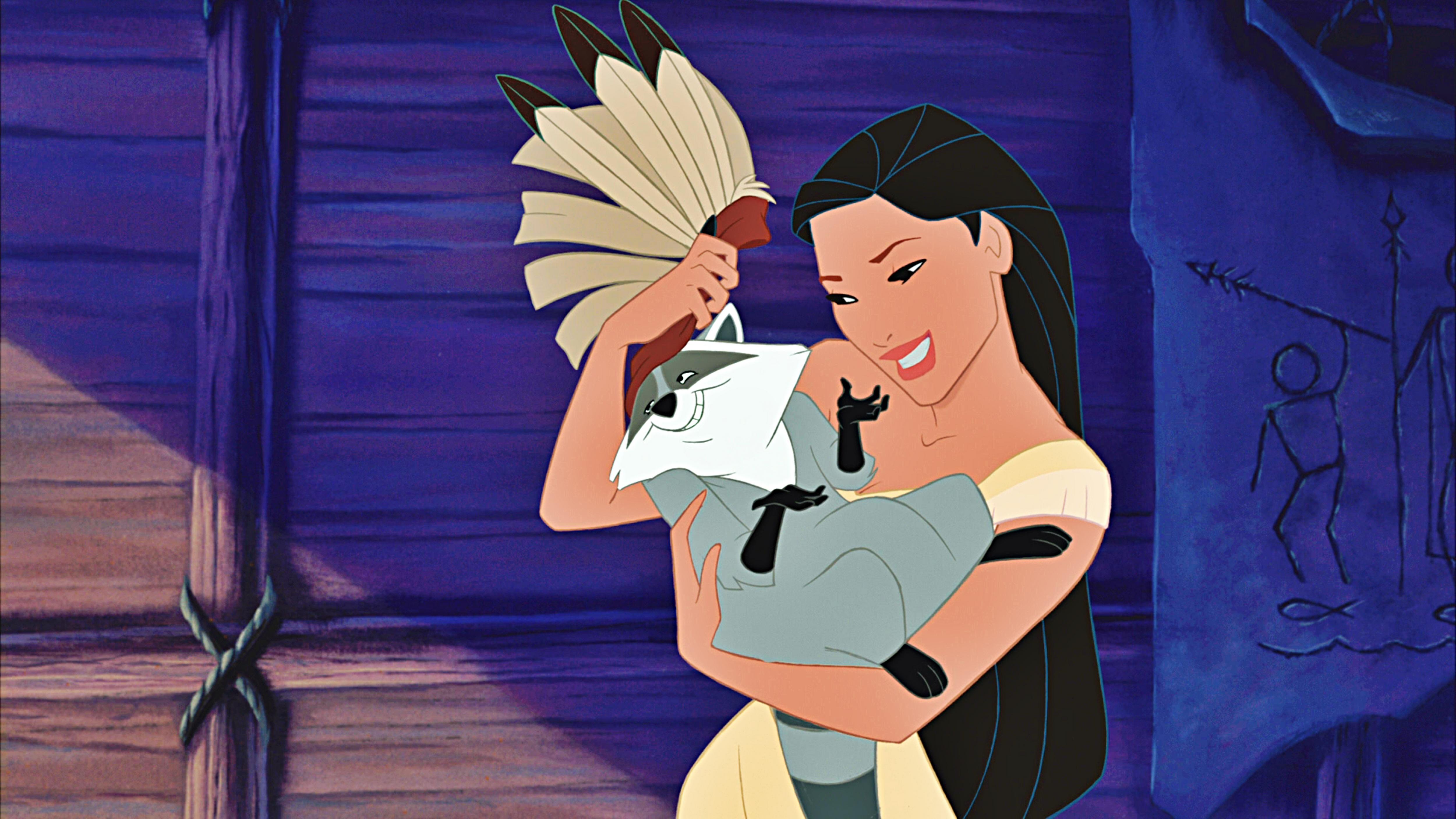 Pocahontas disney