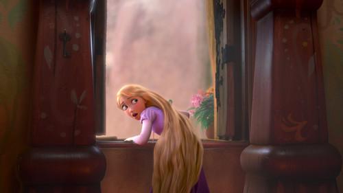 công chúa Rapunzel (Công chúa tóc mây) hình nền possibly containing a drawing room, a living room, and a dressing bàn called When Will My Life Begin