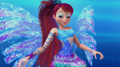 Winx Bloom's Sirenix Hair