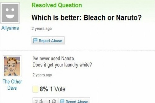 Yes, naruto Is a Wonderful Cleaning Product~!