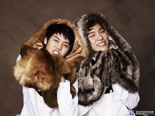 Yo Seob & Daniel