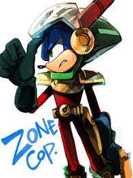 Zonic the Zone Cop -^^-