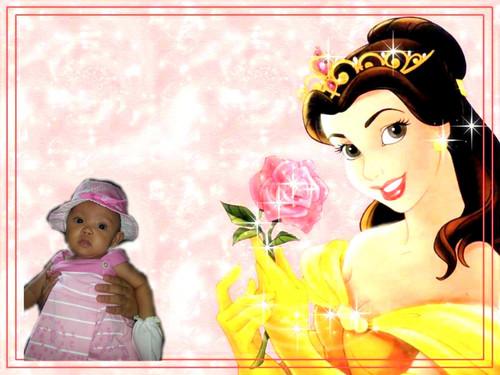 Princess Belle wallpaper titled aya2