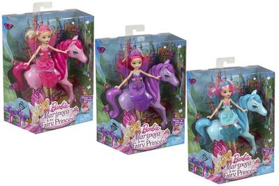 バービー mariposa 2 the fairy princess