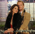 barney&robin - how-i-met-your-mother photo