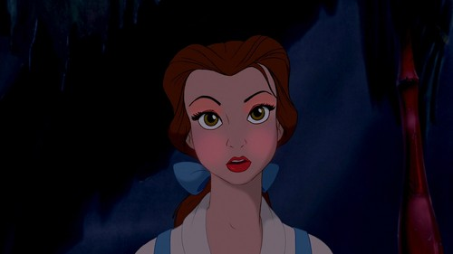 belle's natural look