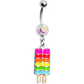 belly button rings <3