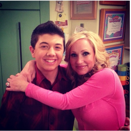 bradley steven perry and leigh allyn baker