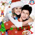 christmas com SRK