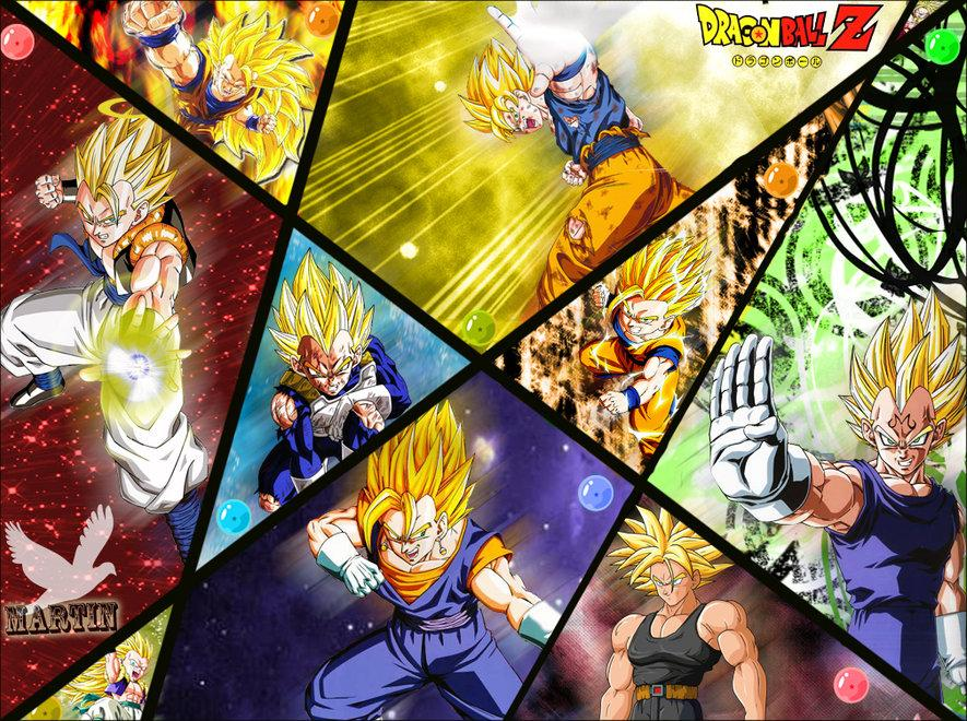 dbz wallpaper