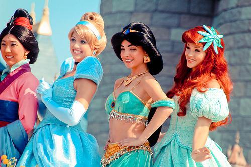 迪士尼 world