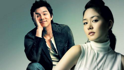 gong yoo & sung yu ri