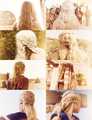 Daenerys Targaryen hair appreciation post