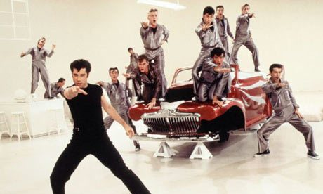 Grease The Movie Images Lightningcar Wallpaper And Background Photos