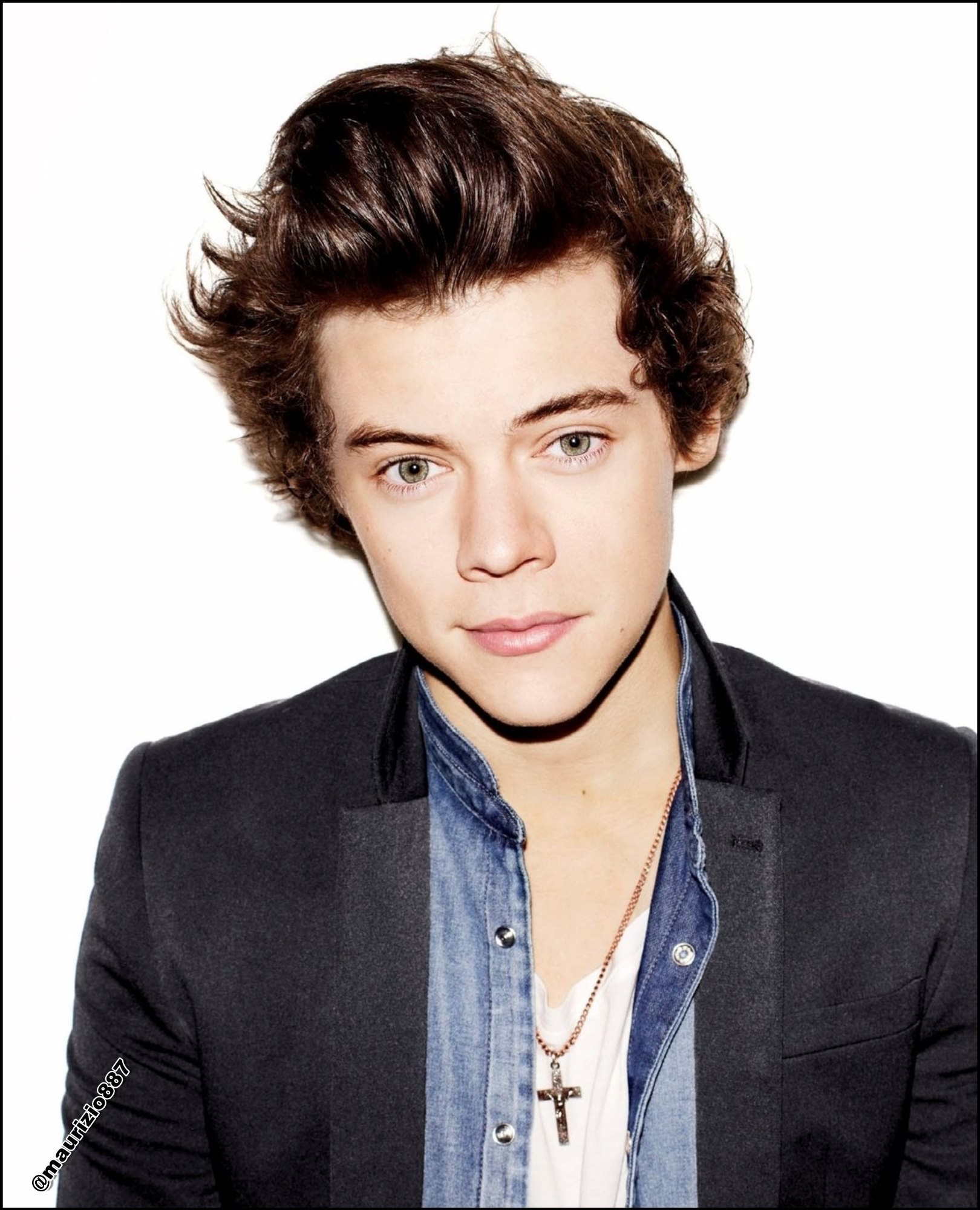 harry styles,Glamour Magazine photoshoot,2013