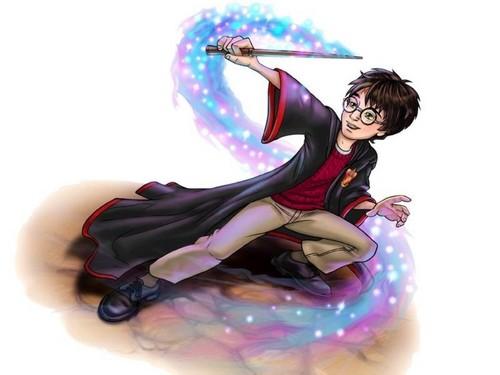 Harry Potter wallpaper titled hp