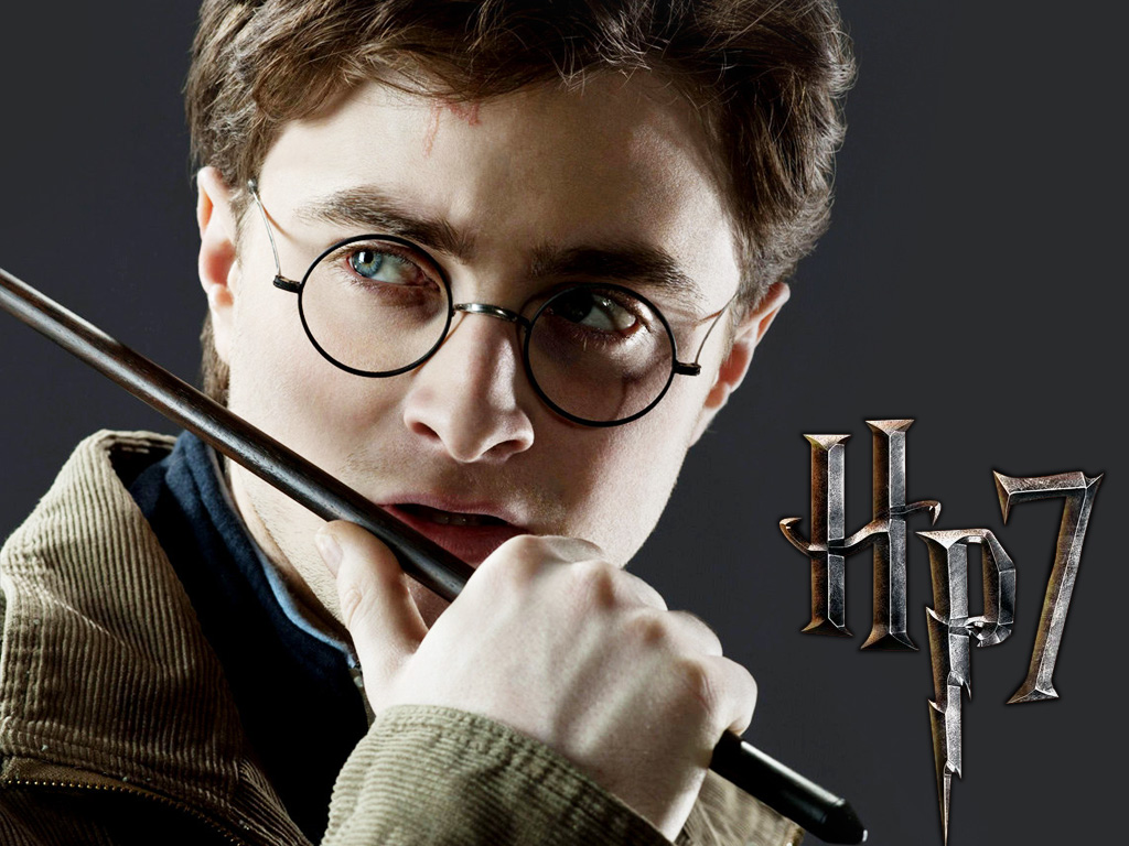 how to be harry potter