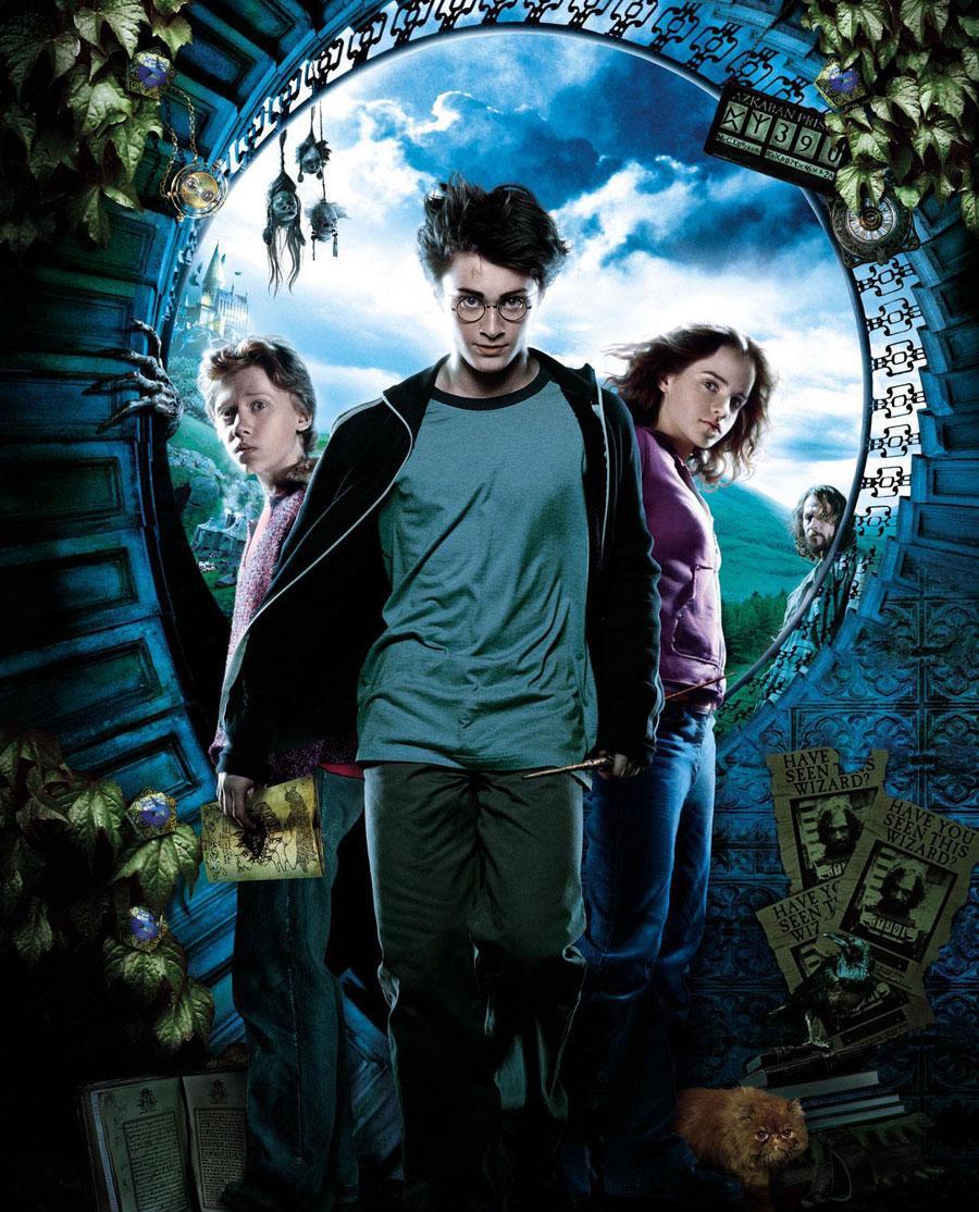 Harry Potter Prisoner Azkaban Movie