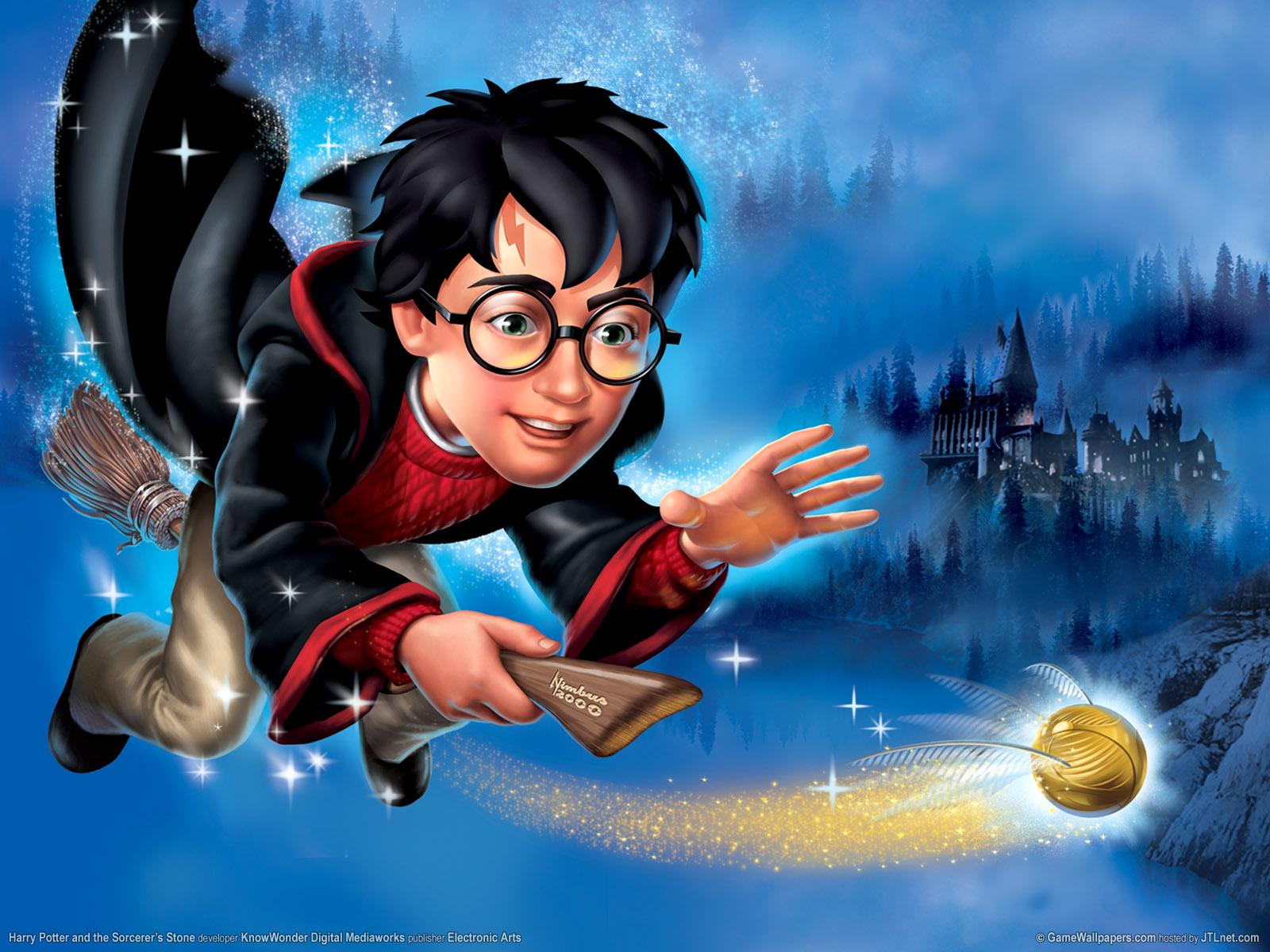 Harry Potter hp
