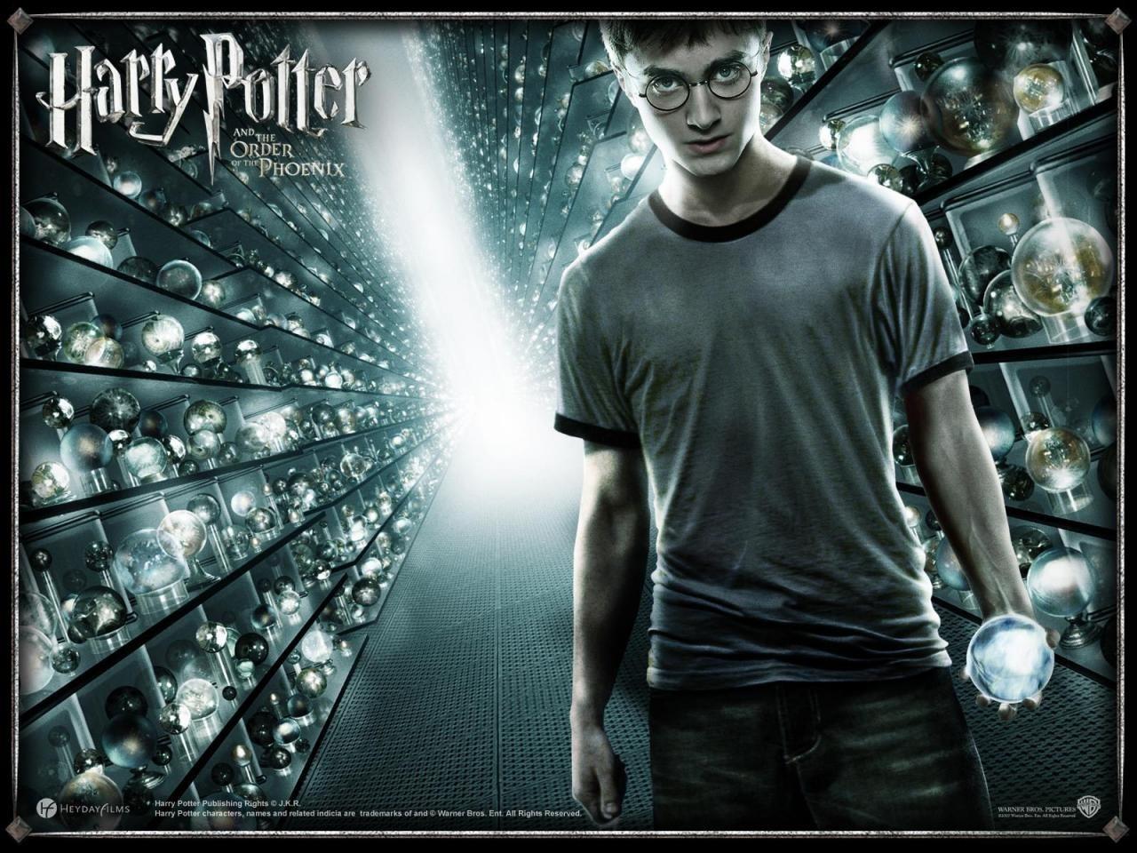 hp - Harry Potter Wall...
