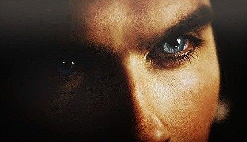 in Damon's eyes