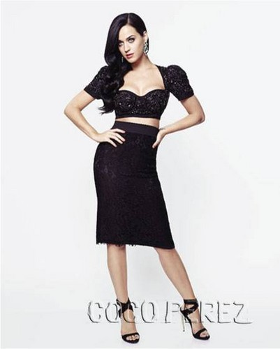 katy perry IOdonna photoshoot 2013