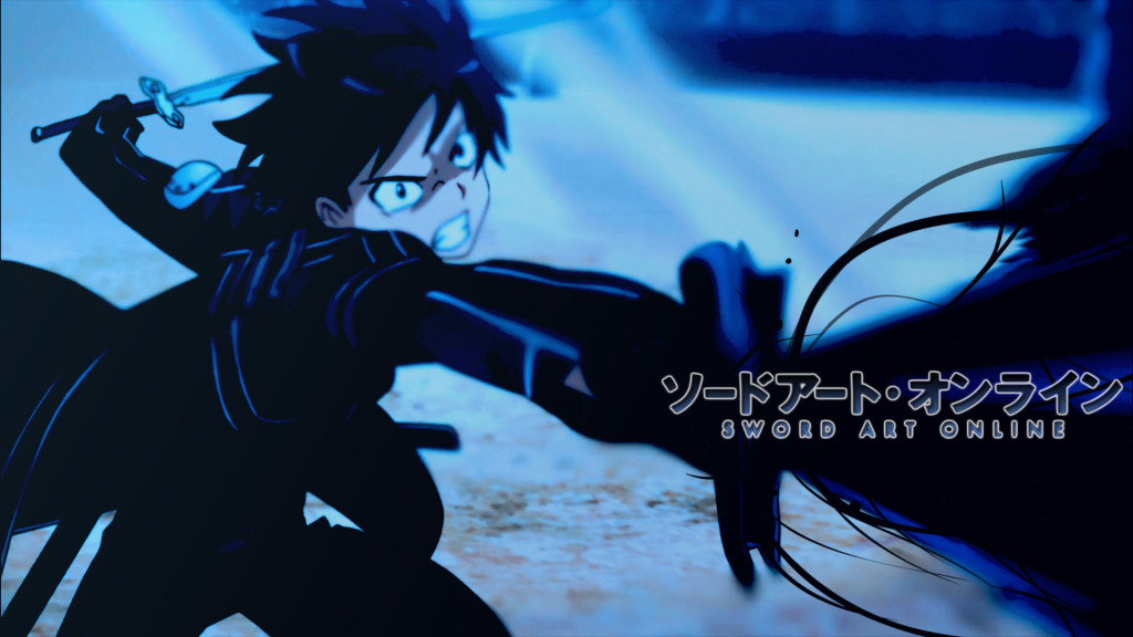 Kirito Sword Art Online Images Kirito Hd Wallpaper And Background