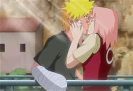 sakura and naruto images kissing time naruto wallpaper and