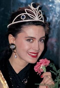 meltem hakarar miss turkey 1988